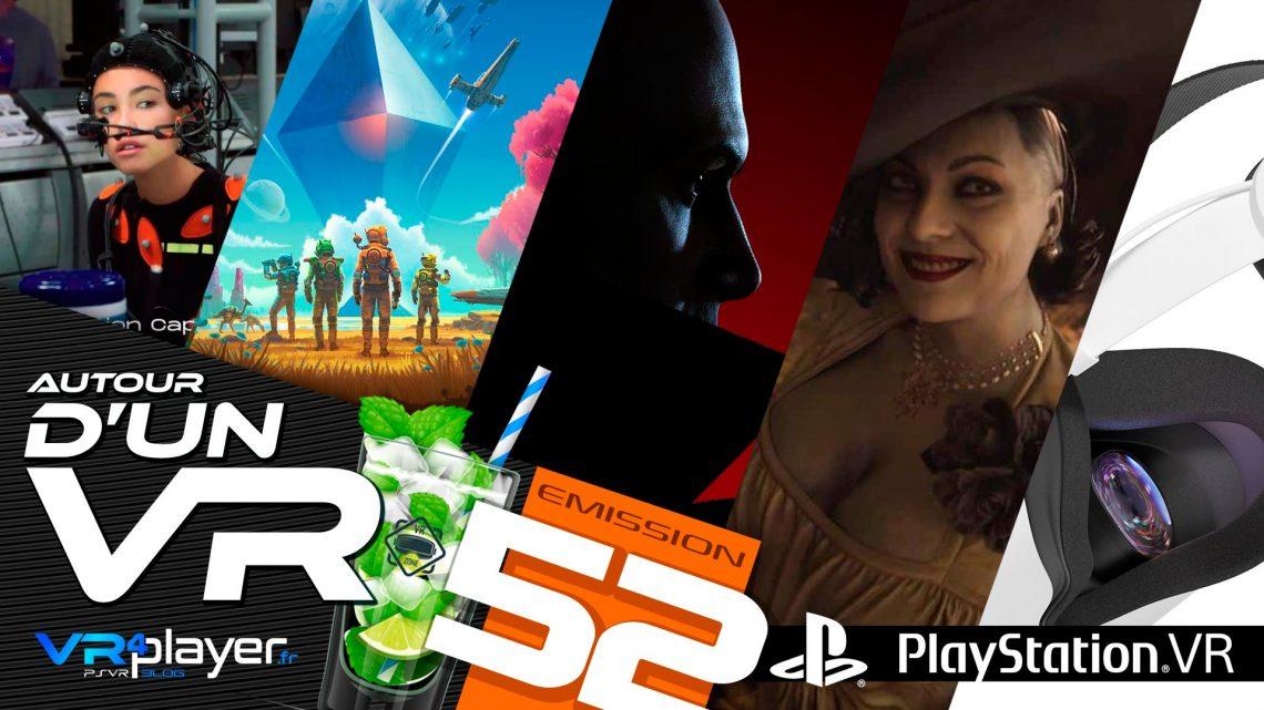 Podcast #52 Autour d'un VR VR4Player