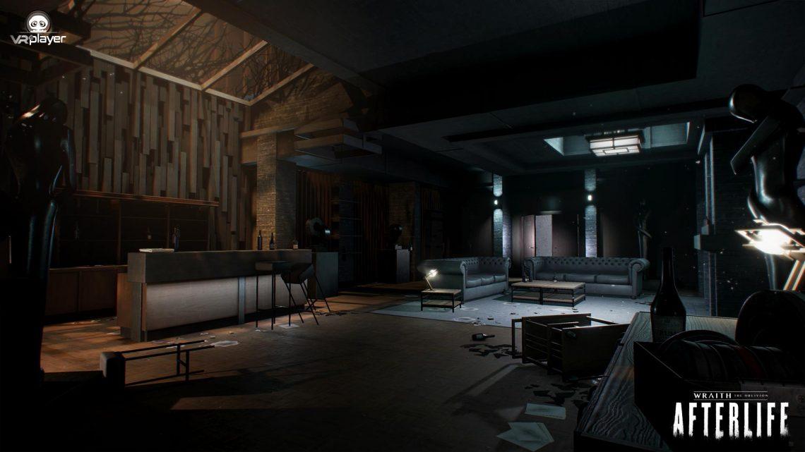 AFTERLIFE WRAITH The Oblivion Fast Travel Games PSVR PlayStation VR