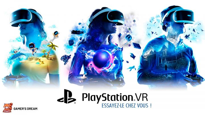 GamersDream Gamer's Dream Location de console de jeux et de VR en France