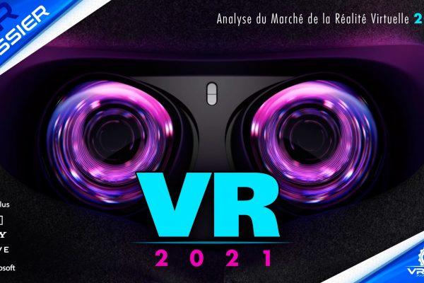 le marché de la VR Dossier VR4Player analyse 2021