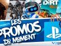 Les Promos PlayStation Mi janvier - vr4player.fr