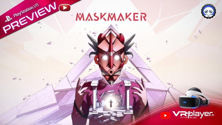 MaskMaker Innerspace VR PSVR PlayStation VR VR4Player