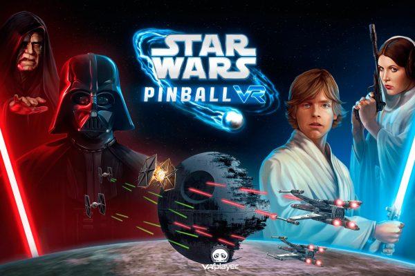 StarWars Pinball VR Zen Studios PSVR PlayStation VR VR4Player