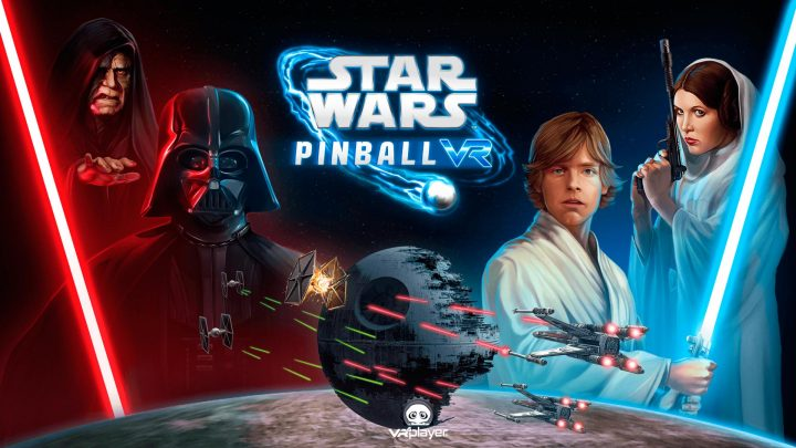StarWars Pinball VR Zen Studios PSVR PlayStation VR VR4Player