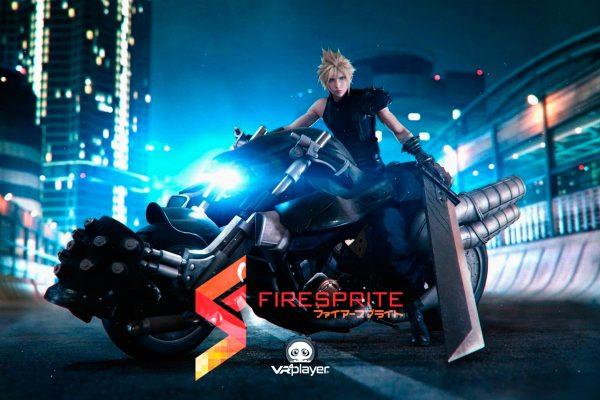 Final Fantasy VII Remake PSVR PlayStation VR