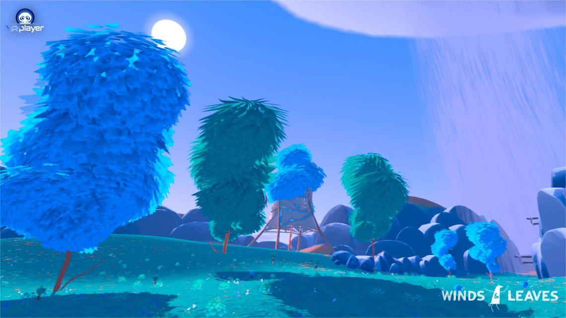 Winds & Leaves PSVR PlayStation VR VR4Player
