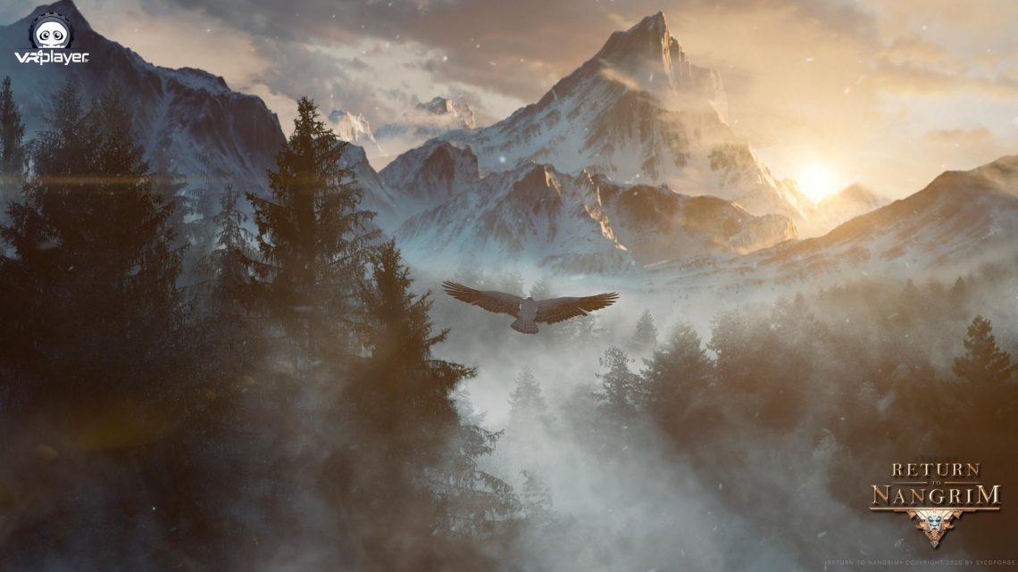 Arafinn Return to Nangrim PSVR PlayStation VR VR4Player