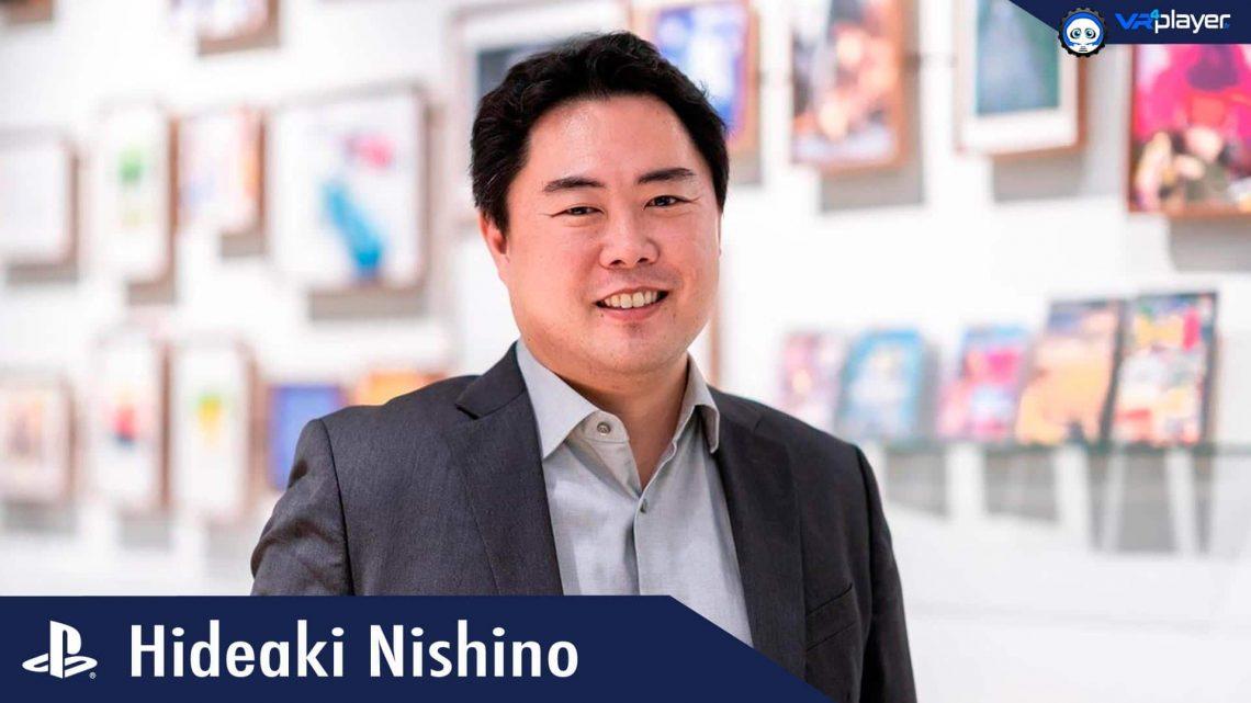 Hideaki Nishino PlayStation SONY