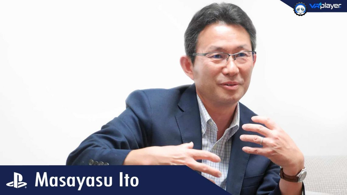 Masayasu Ito PlayStation SONY