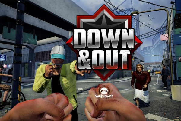 Down and Out PSVR PlayStation VR VR4Player
