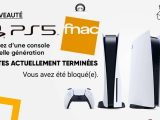 FNAC PS5 PlayStation 5