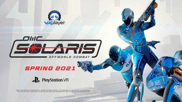 Solaris OffWorld Combat PSVR PlayStation VR VR4Player