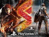 Firesprite Infamous Dark Souls PSVR PlayStation VR VR4Player