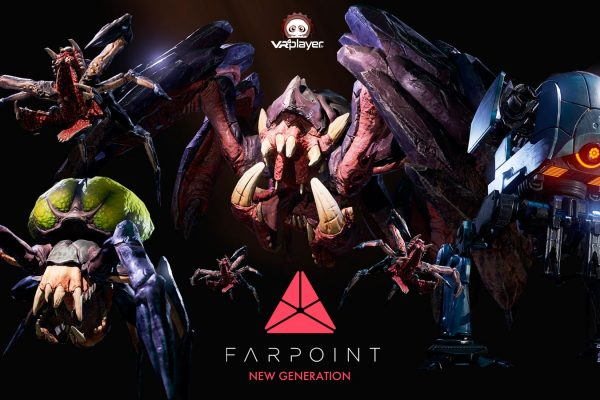 Farpoint Impulse Gear AIM Controller PSVR PlayStation VR