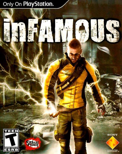 Infamous PlayStation VR PSVR VR4Player