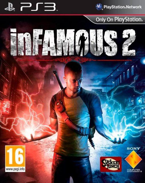 Infamous 2 PlayStation VR PSVR VR4Player