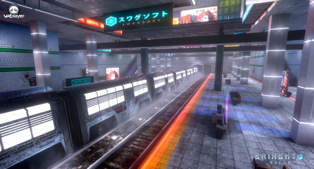 SAIRENTO VR Maps PSVR PlayStation VR VR4Player