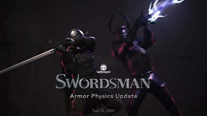SwordsMan VR Armor Physics Update PSVR PlayStation VR VR4Player