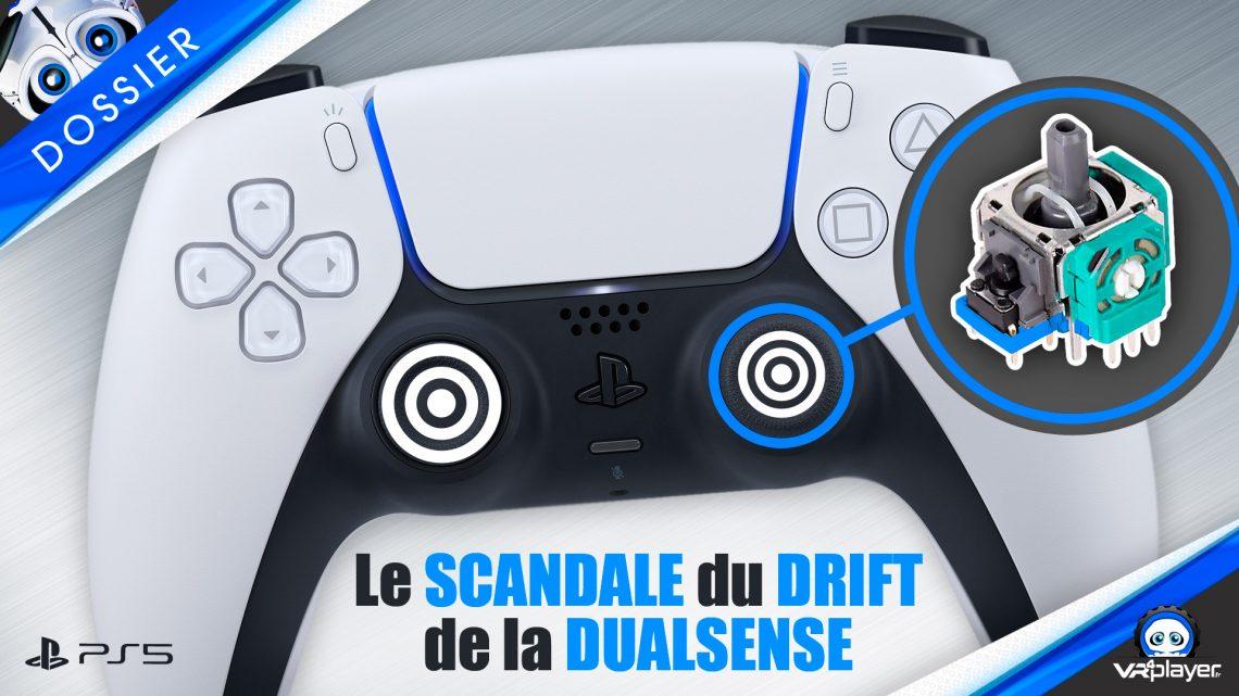 Dualsense Drift PS5 Video Analyse VR4player