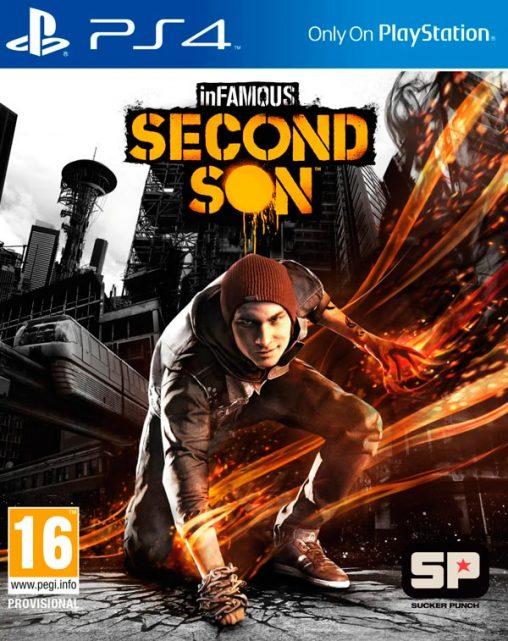 Infamous Second Son PlayStation VR PSVR VR4Player
