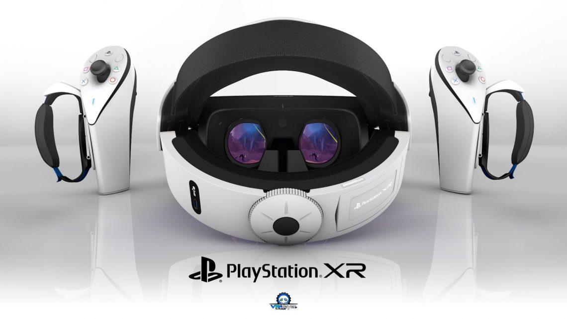 PlayStation XR PSVR2 PlayStation VR 2 VR4Player