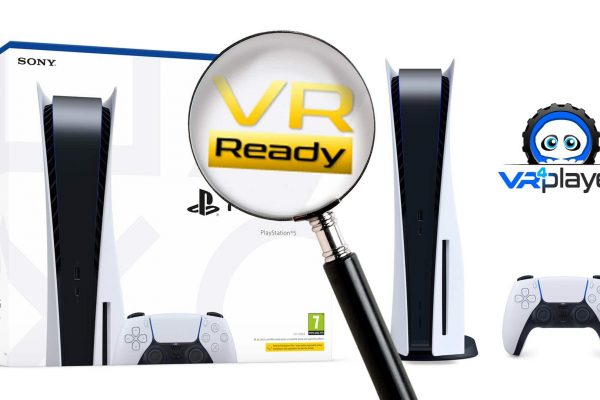 PS5 PlayStation 5 VR Ready