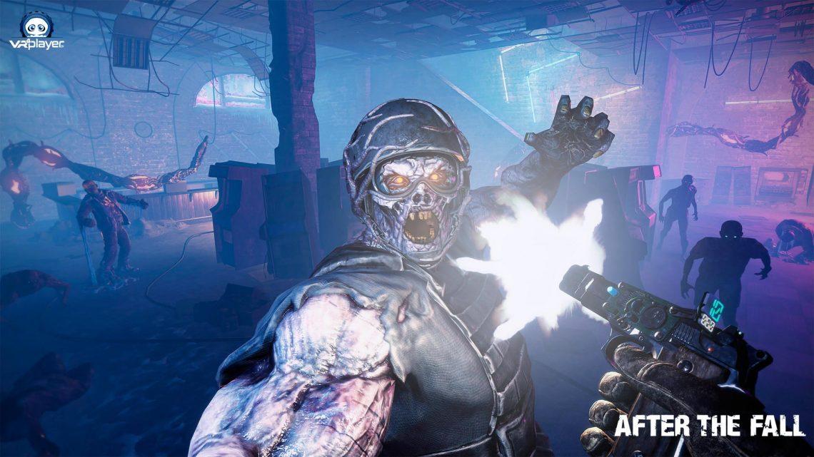 AFTER THE FALL Vertigo Games PSVR PlayStation VR