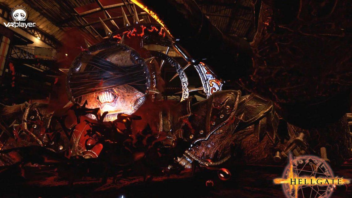 Hellgate VR PSVR PlayStation VR PS5 VR4player