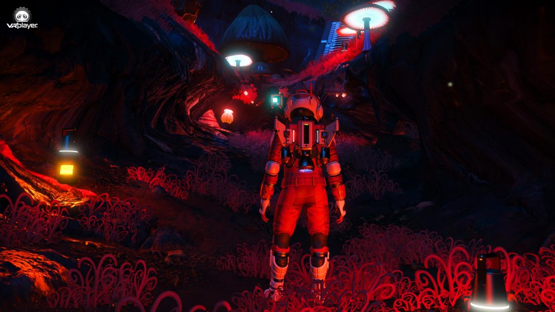 No Man's Sky Expeditions PSVR PS5 PS4 PlayStation VR VR4Player