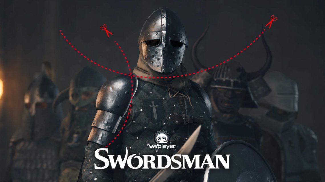 Swordsman VR Sinn Studio PSVR PlayStation VR VR4Player