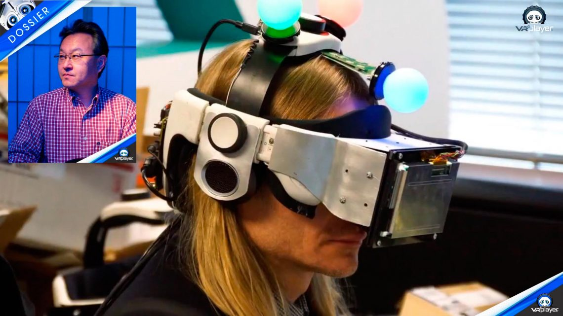 Dossier Vidéo PS5 PlayStation VR 2 PSVR 2 VR4player
