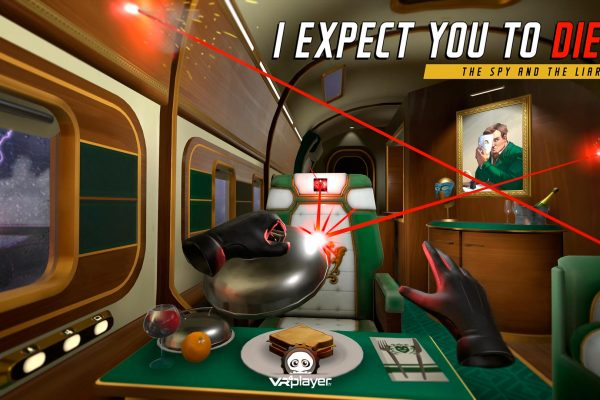 I expect tou to die 2 Schell Games PSVR PlayStation VR