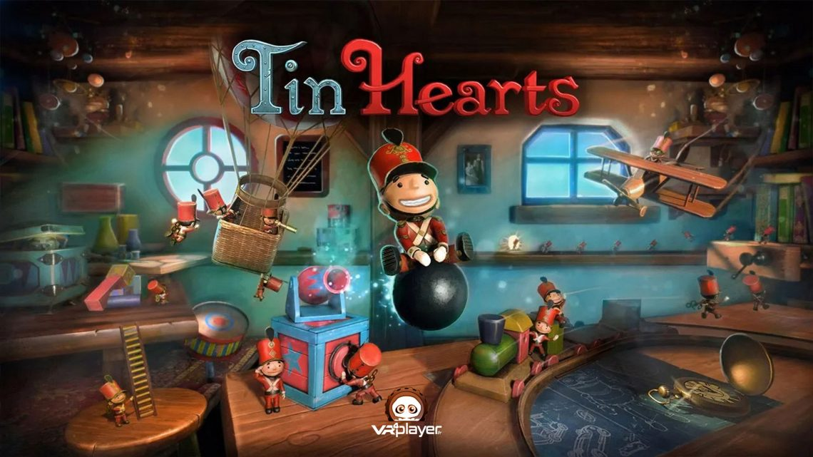 TIN HEARTS PS5 PS4 PSVR PlayStation VR VR4PLAYER