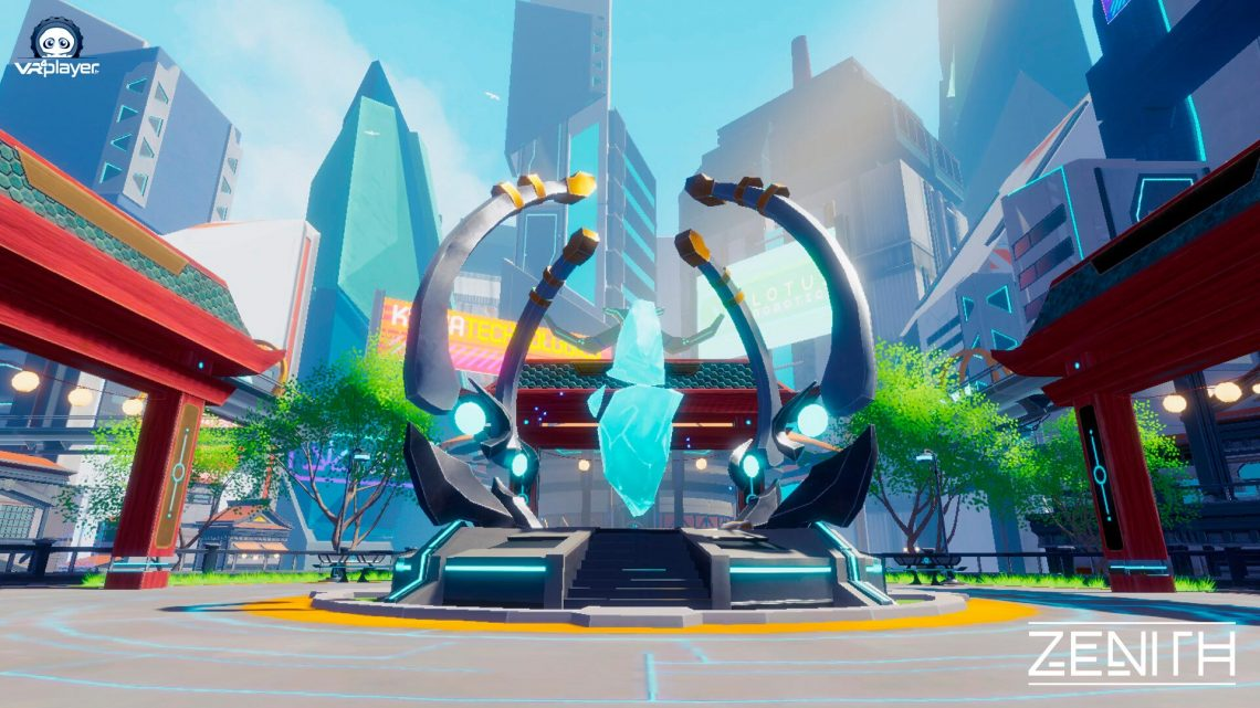ZENITH Ramen VR PSVR PlayStation VR