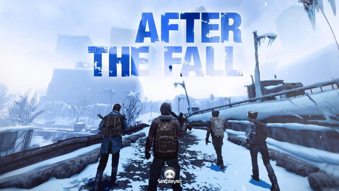After the fall Vertigo Games trailer Gameplay VR4Player