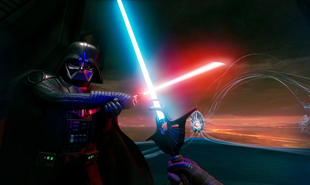 Vader Immortal A Star Wars VR SeriesILMxLAB Perp Games Playstation VR VR4Player PS4