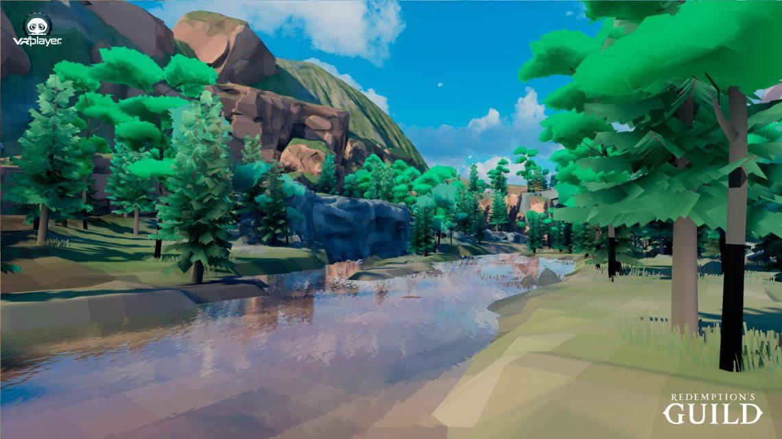 Redemption's Guild PSVR PlayStation VR VR4Player