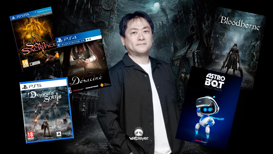 Teruyuki Toriyama, le producteur de Bloodborne chez ThirdVerse VR4Player PSVR PlayStation VR