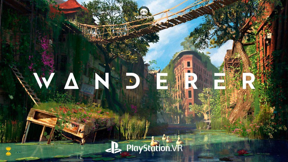 WANDERER ODDBOY PSVR PlayStation VR VR4Player