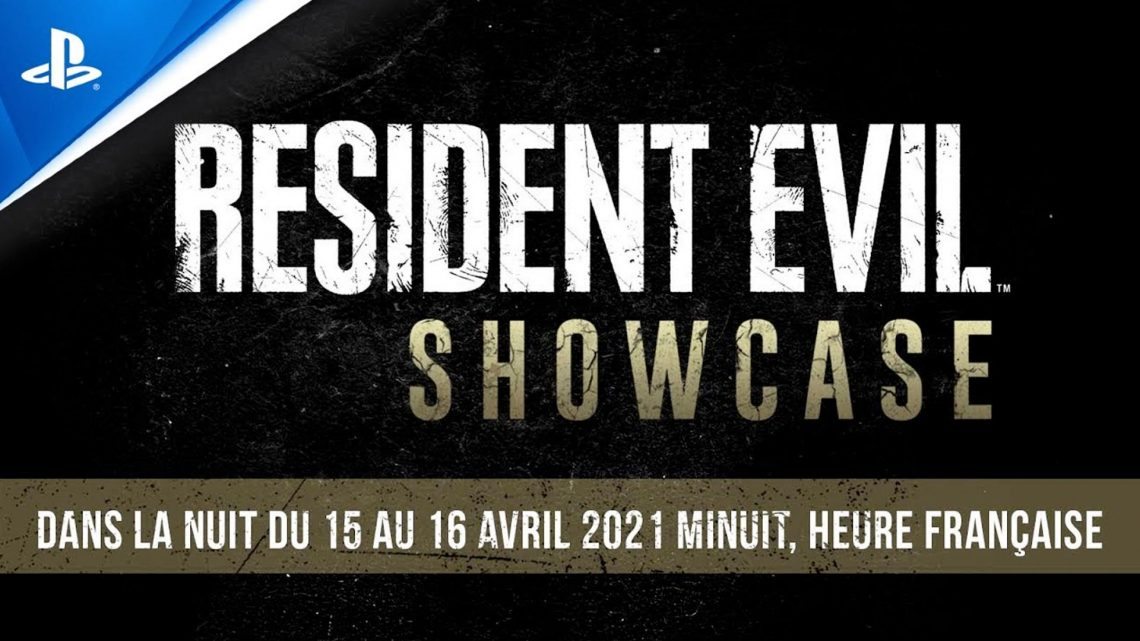 Resident Evil Showcase Avril 2021 PSVR PlayStation VR