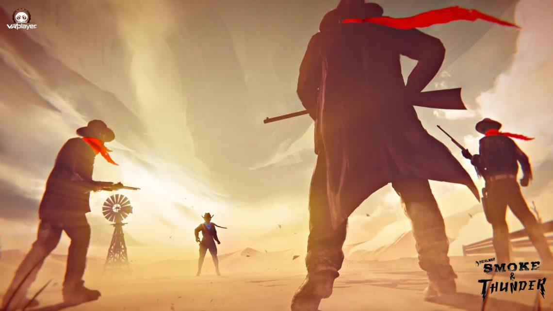 Pistol Whip Smoke & Thunder Teaser VR4player