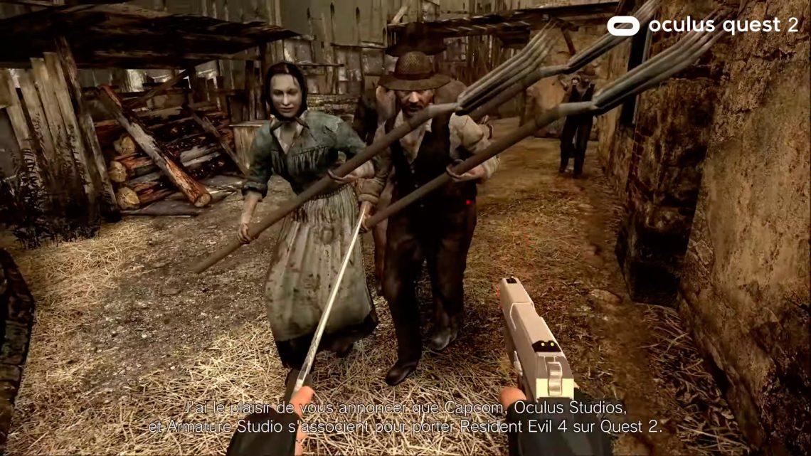 Resident Evil 4 Quest 2
