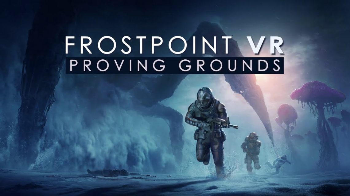 Frostpoint VR Proving Grounds Steam