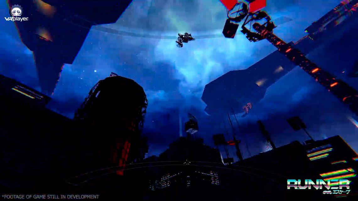RUNNER VR Truant Pixel PSVR 2 PS5 PlayStation VR 2 VR4Player
