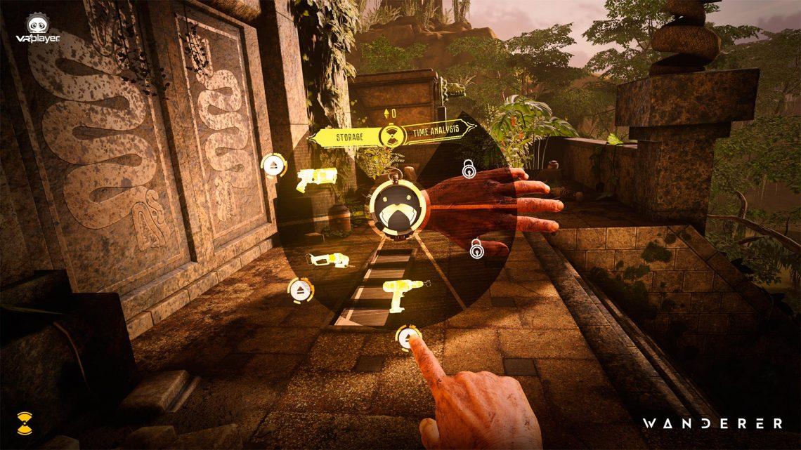 WANDERER ODDBOY M Theory SVR PlayStation VR VR4Player