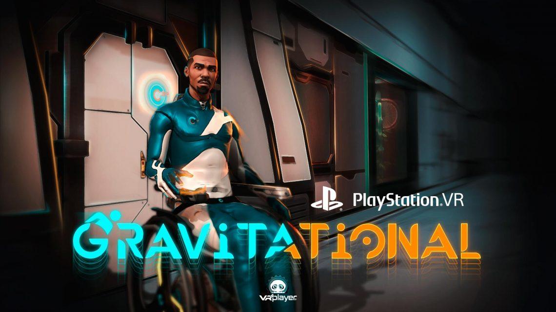 Gravitational Studica Solution PSVR PS4 Playstation VR Perp Games Electric Monkeys