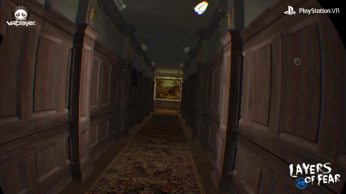 Layers of Fear Test Review Critique Avis PSVR PlayStation VR VR4Player