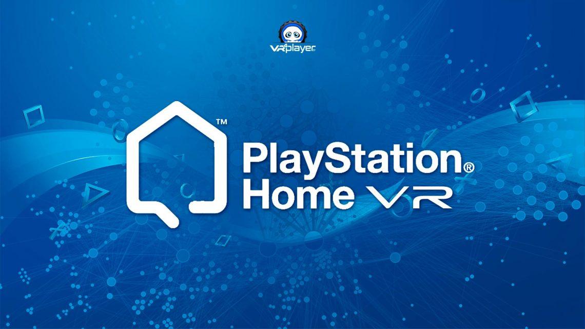 PlayStation Home VR PS5 PSVR 2 VR4Player