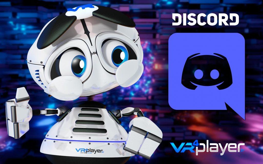 Discord VR4Player PlayStation VR PSVR Sony