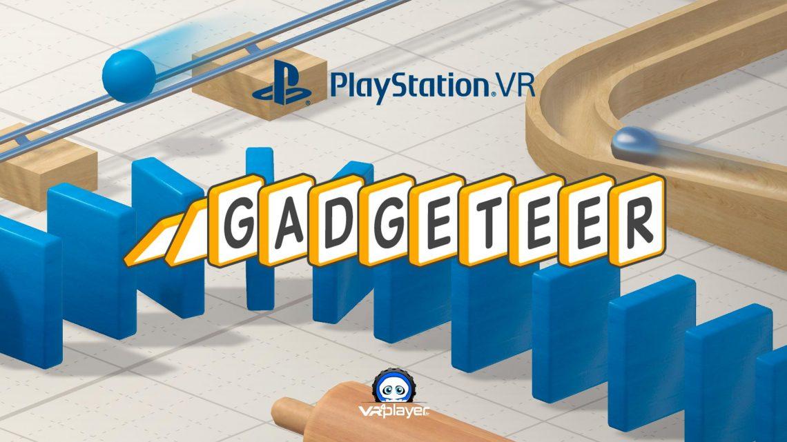 Gadgeteer PSVR PlayStation VR VR VR4Player